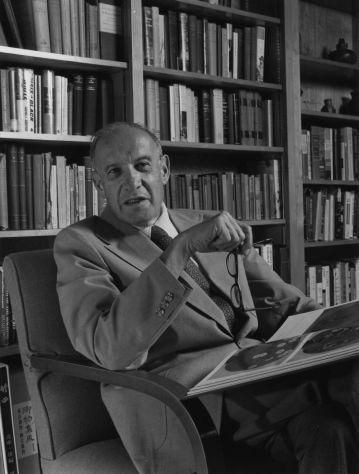Peter Drucker. Creador del término Trabajador del conocimiento. Knowledge worker