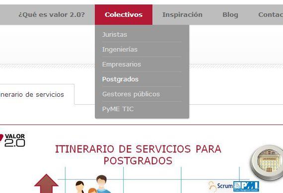 Itinerario de servicios de valor 2.0
