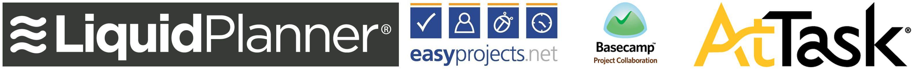 Entornos colaborativos. Gestores de proyectos. LiquidPlanner, EasyProjects, Basecamp, AtTask