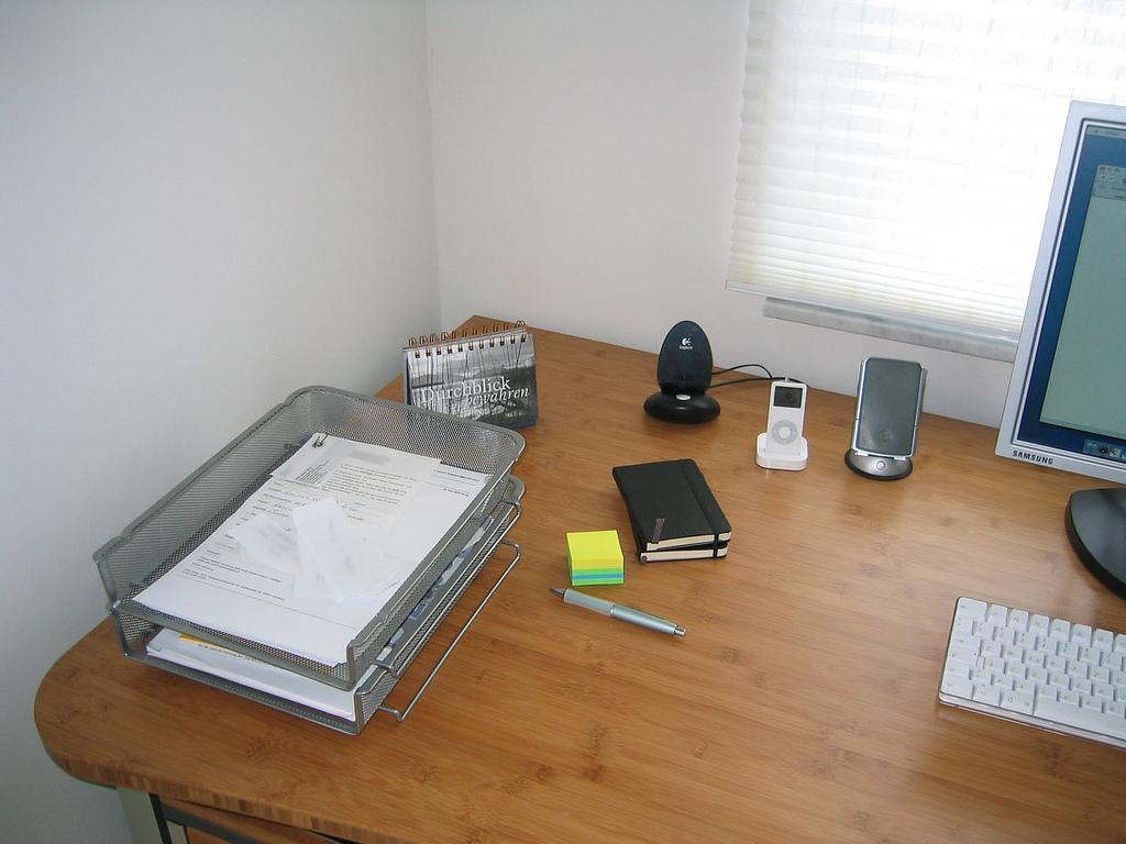 Productividad con GTD. La importancia del orden físico