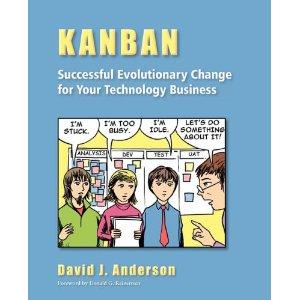 Kanban. El libro de David J. Anderson