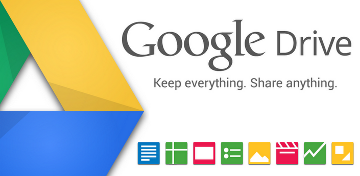 Cloud Office Suites: Google Drive