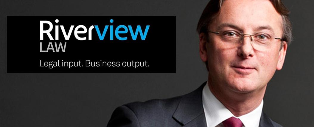 Karl Chapman. CEO de Riverview Law