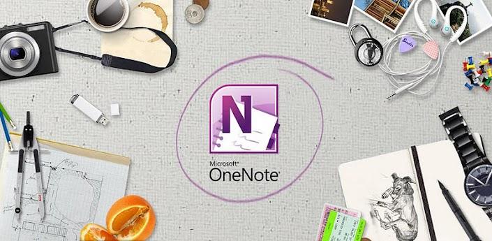 OneNote. Imagen publicitaria