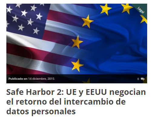 Prensa Safe Harbor Marketing4ECommerce